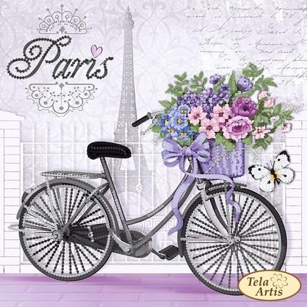 ТМ-143 - Парижский велосипед - схема (Tela Artis)