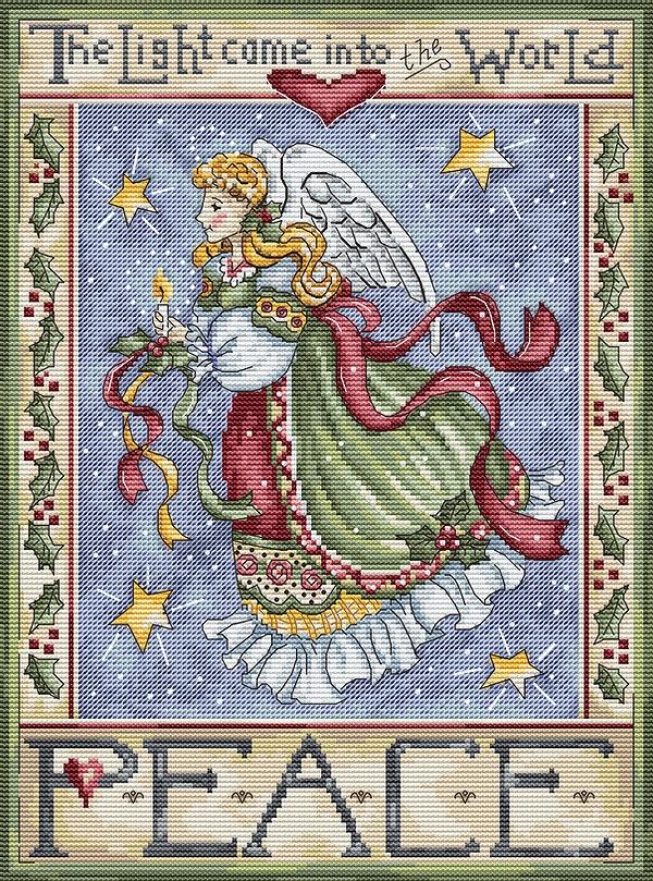 991 - Ангел мира