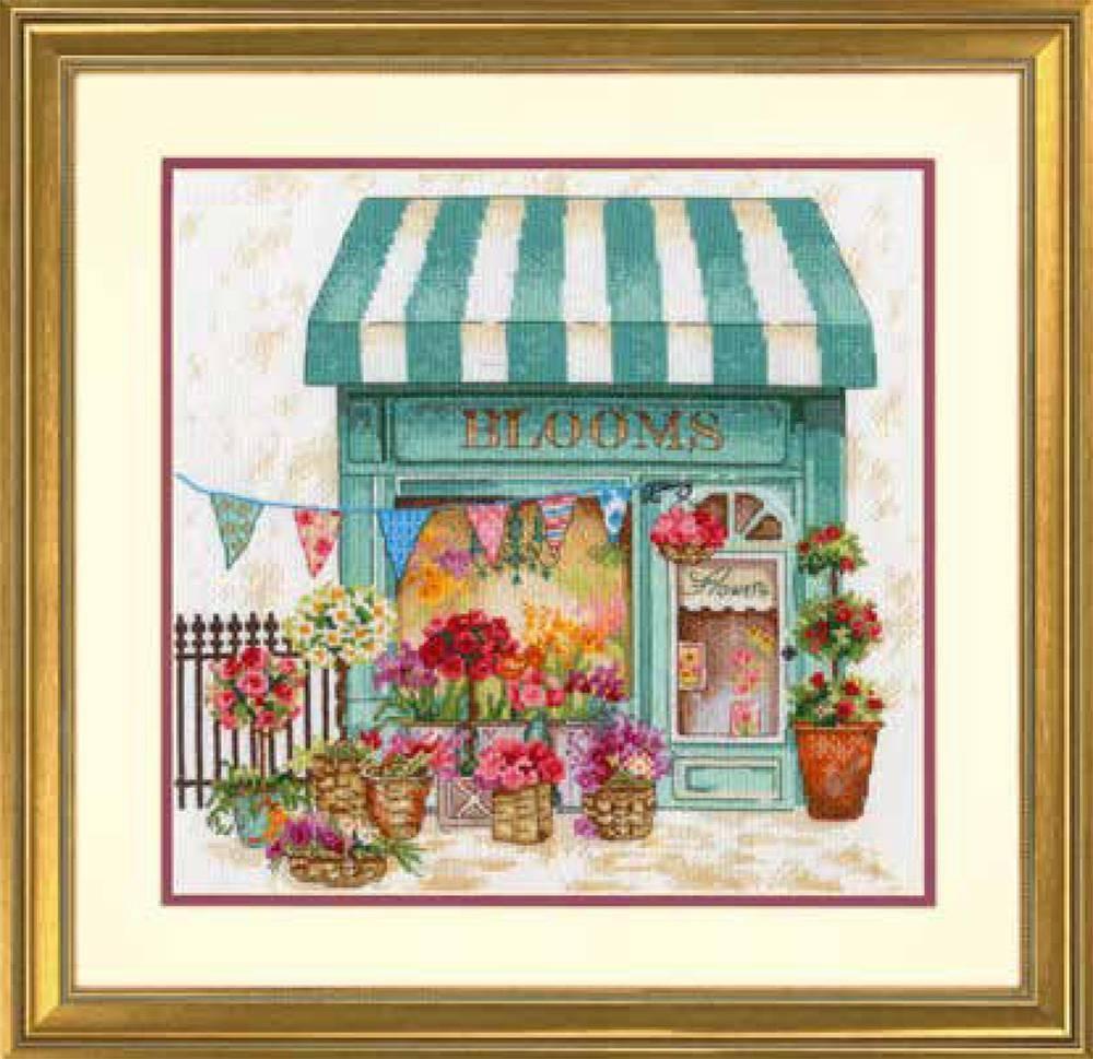 35401 DMS Цветочный магазин