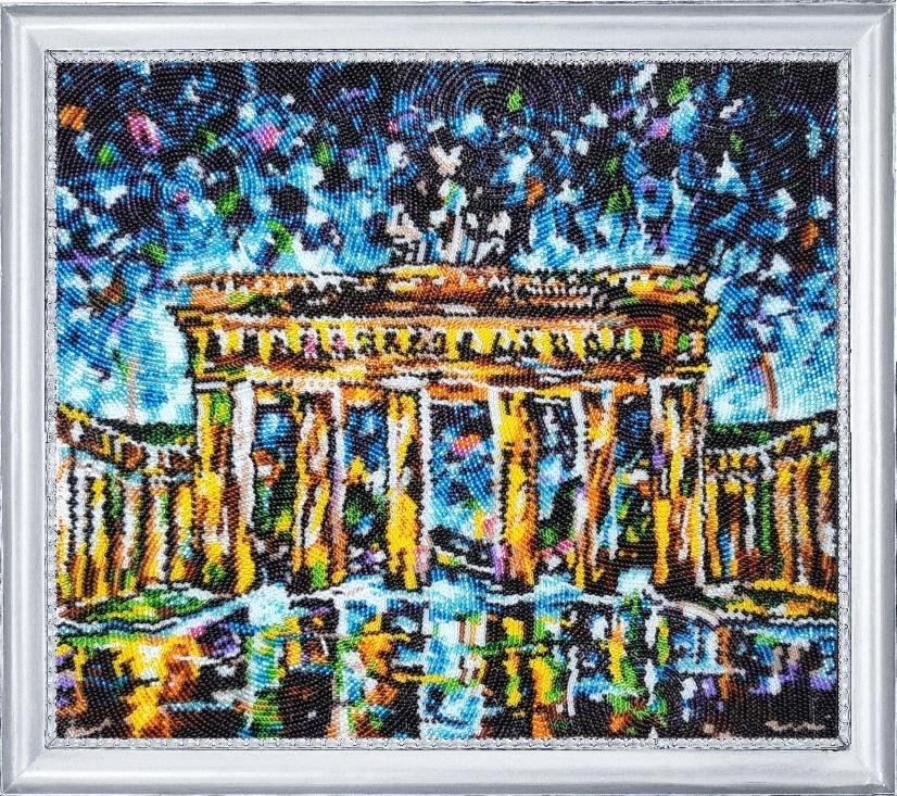 752 Бранденбургские ворота - Butterfly