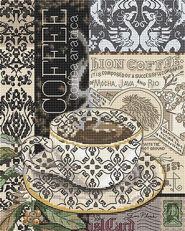 993- Lion Coffee B