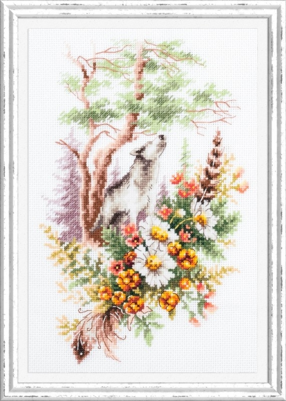 200-19 Дух летнего леса