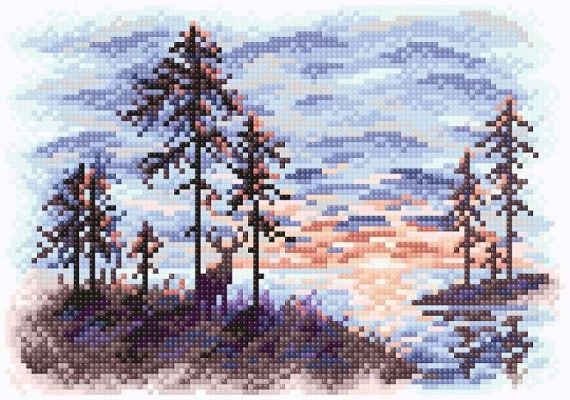 МС-077 Алый закат