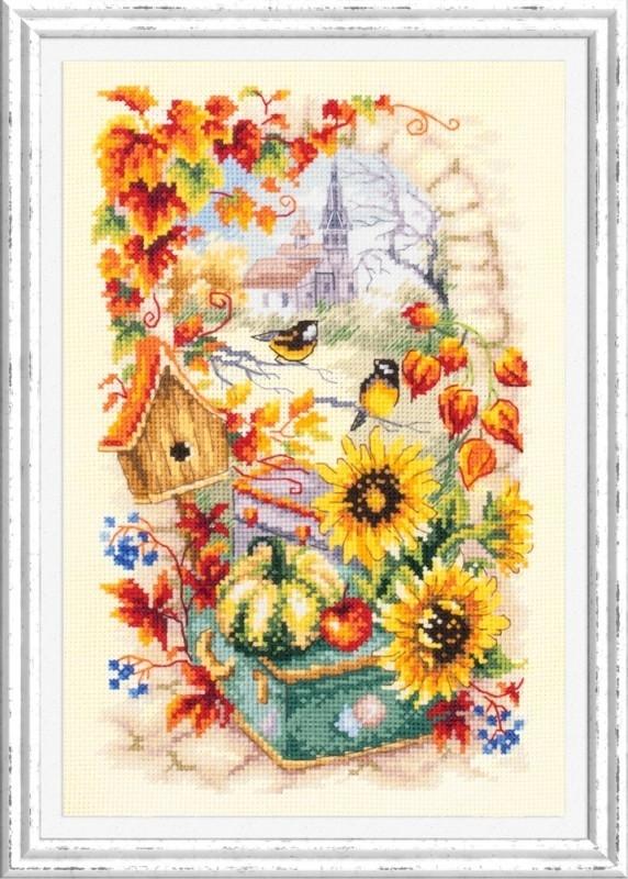 110-950 Яркая осень