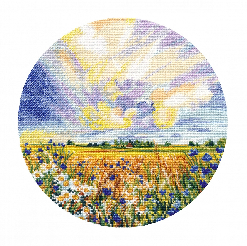 1422 Ромашковое поле (Овен)