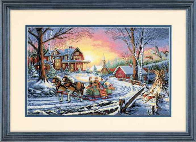 35208-DMS Зимние радости