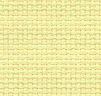 3706 Stern Aida (100% хлопок) цвет 2020-желтый, шир 110 14ct-54кл/10см