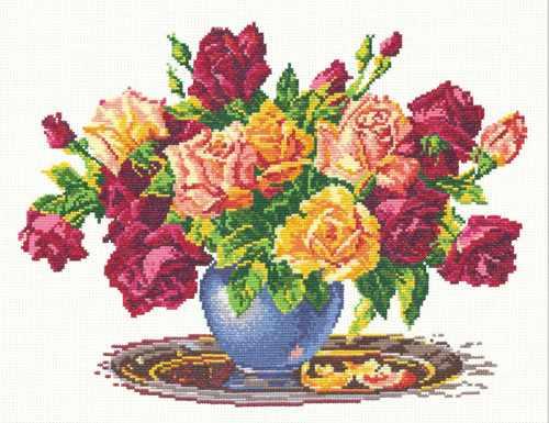 40-10 Розы
