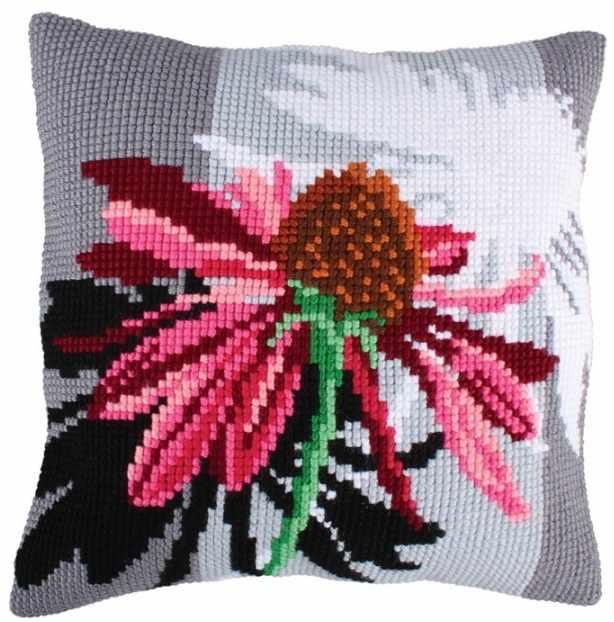5216 Подушка для вышивания  (Белая)