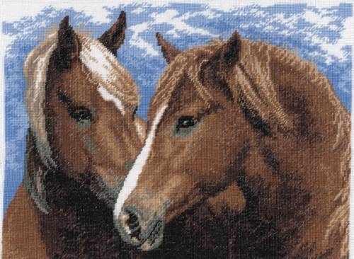 "605 ""Пара лошадей"""