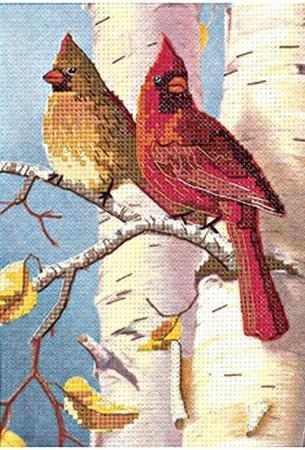 6938-DMS Cardinal Pair