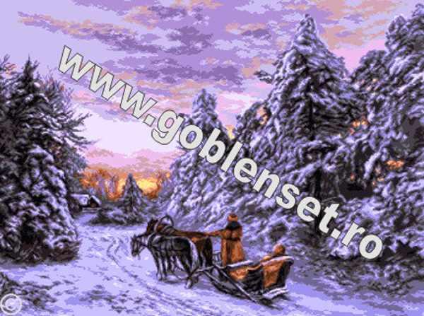 0939 Зима на Кавказе