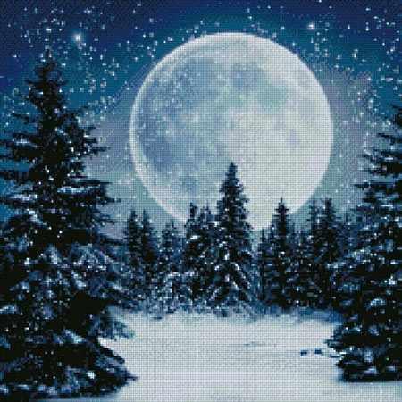 98757 Зимняя луна KKrafts