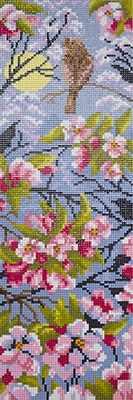 """ALVR-12 Кристальная мозаика (алмазная вышивка) 039 """"Весна"""""""