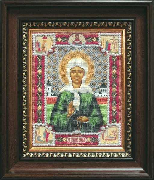 Б-1012 Икона Св.Блаженная Матрона Московская