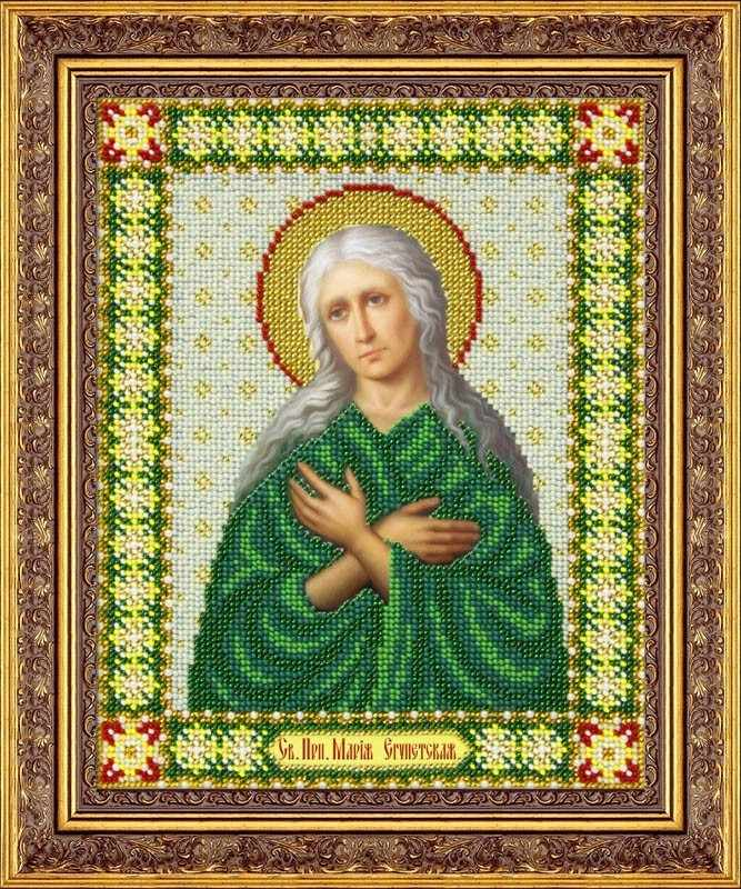 Б1058 Св. Мария Египетская (Паутинка)