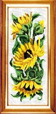 ЦК-001 Подсолнухи.Цветочная коллекция