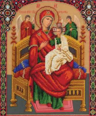 "ЦМ-1557 ""Икона Божией Матери Всецарица"""