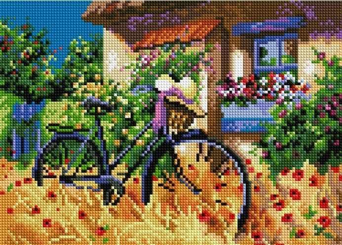F028 - мозаика Anya