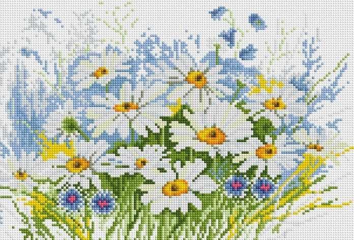 H016 - мозаика Anya