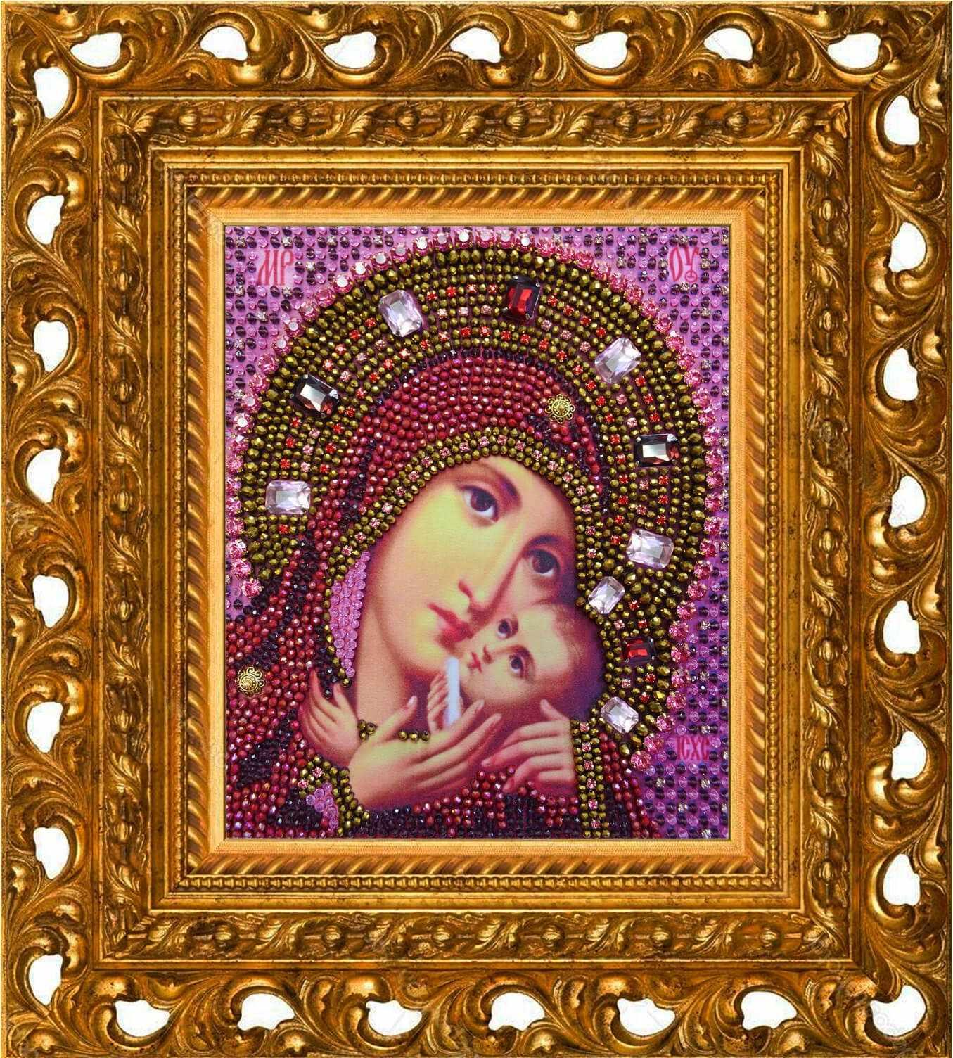 И-8 Образ Божьей Матери Касперовская