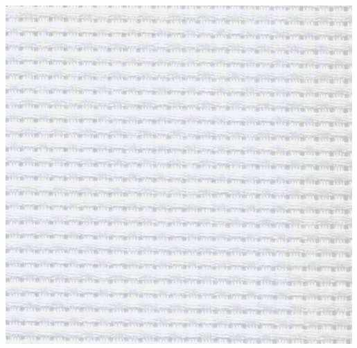 Канва Bestex Канва 426789 (50*50 см) (55кл/10см) белая (Бэстекс)