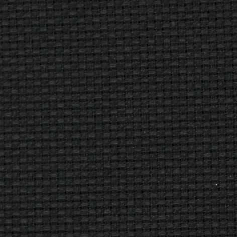 Канва К04 Аида черный 14ct 55/10 кл.
