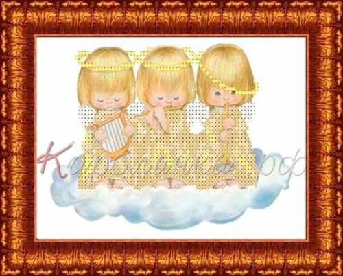 КБАН 5010 Небесная музыка - набор (Каролинка)