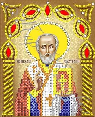 нис-004 святой николай чудотворец