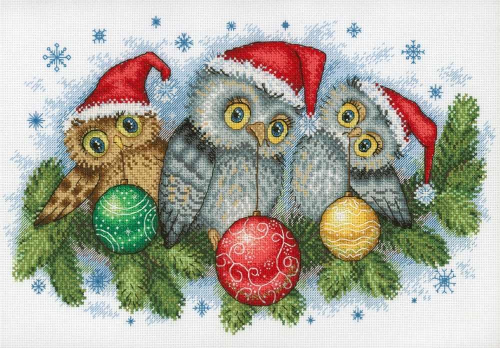 НВ-641 Рождественские помощники
