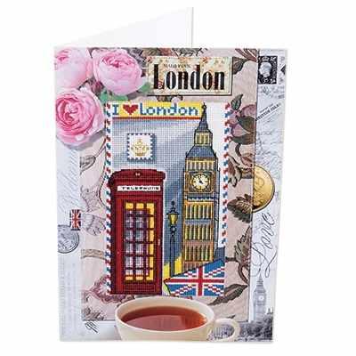 """ОТ-1746 """"Путешествия. Лондон"""""""