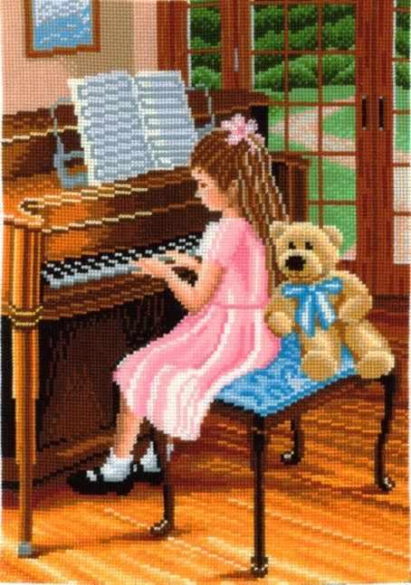 П-28 Пианистка