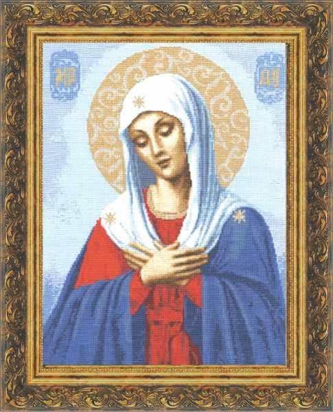 """ПИ-003 Икона Божьей Матери """"Умиление"""".Православные иконы"""