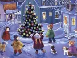 Рождество прощается с нами до следующего года