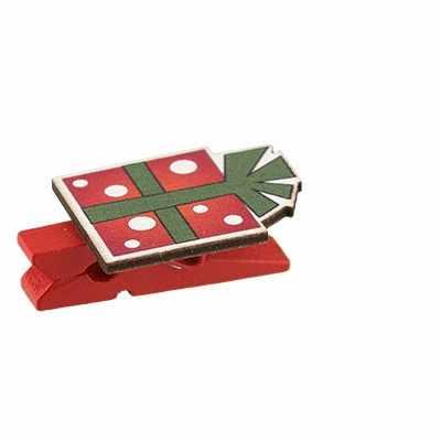WCLC-35 Декоративные прищепки, C09 Подарок
