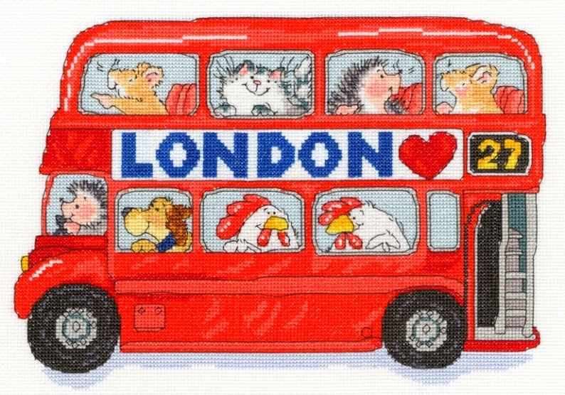 XMS8 London Bus (BT)