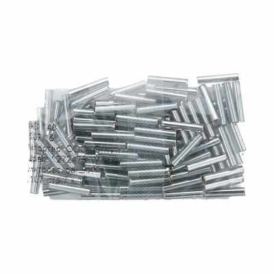 Бисер TOHO №0021 серебристый BUGLE №3 9 мм