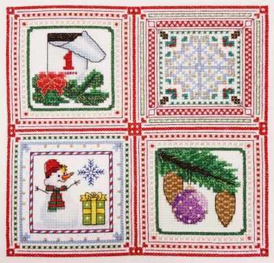 13.003.09 Рождественские истории. Глава 3 (МИ) - Наборы для вышивания «Марья Искусница»