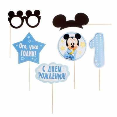 Фотофон Disney 1489521 Набор фотобутафорий на палочках
