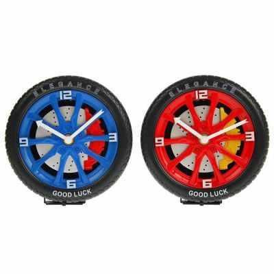 1716975 Часы настенные детские Колесо, круглые