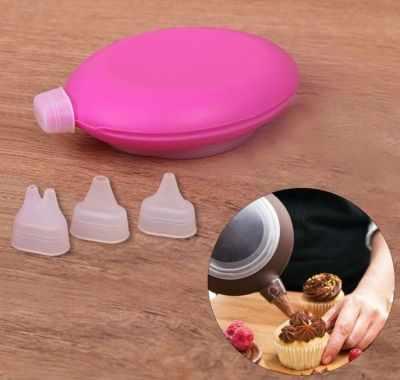 178106 Емкость для крема  Лавелли , цвета микс - Инструменты для выпечки