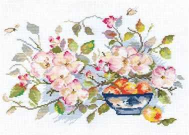 Купить со скидкой 2-10 Яблоневый цвет