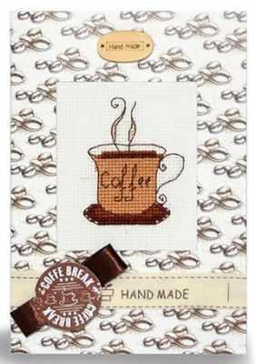 Набор для вышивания Luca-S (S)P-14 Набор для изготовления открытки