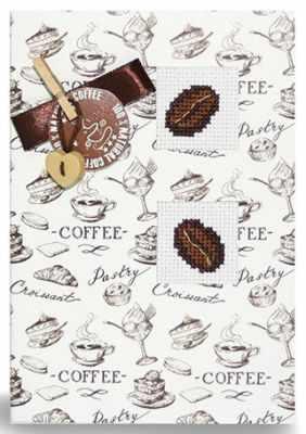 Набор для вышивания Luca-S (S)P-15 Набор для изготовления открытки