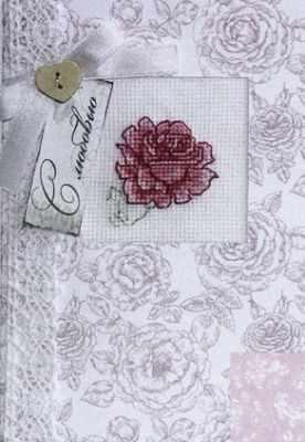 Набор для вышивания Luca-S (S)P-18 Набор для изготовления открытки