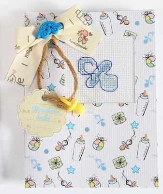 Набор для вышивания Luca-S (S)P-05 Набор для изготовления открытки