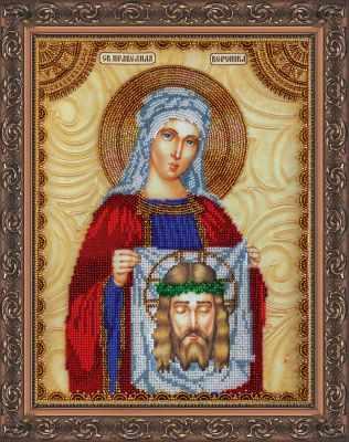 АА-096 Набор для вышивания бисером икона Св. Вероника