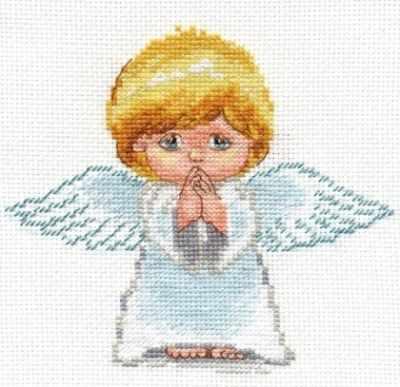 Набор для вышивания Алиса 0-109 Мой ангел!