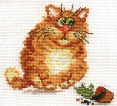 Набор для вышивания Алиса 0-068 Хулигашка