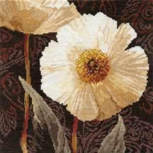 2-16 Белые цветы: Открытый свету